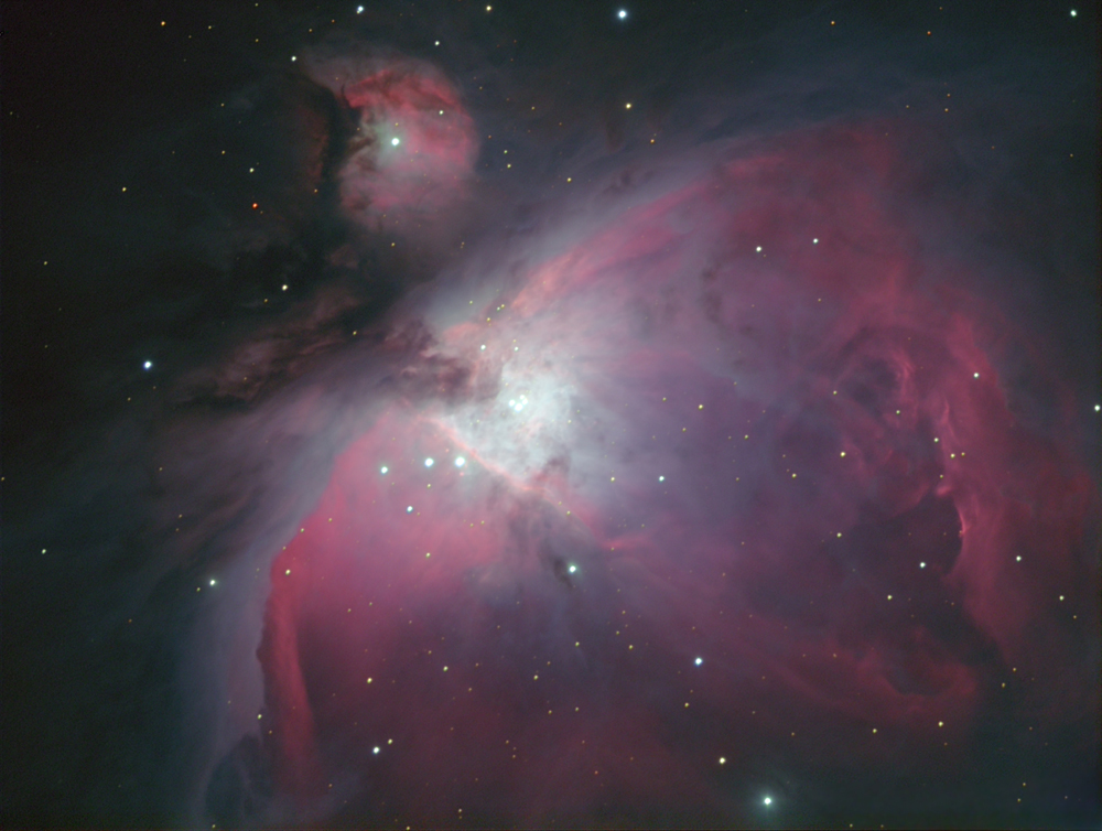 messier 42 orion nebula